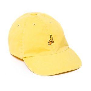 UNIF fruit of all evil banana hat